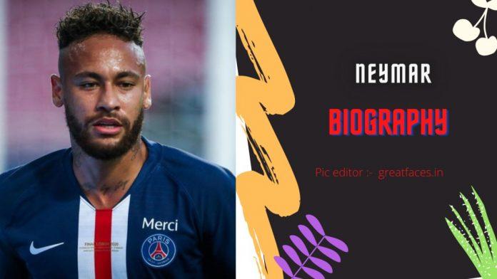Neymar biography