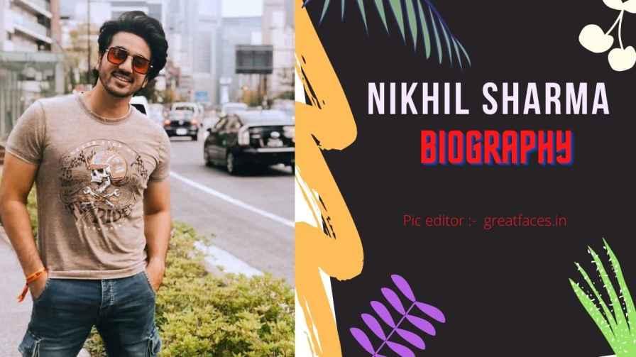 Nikhil Sharma Images