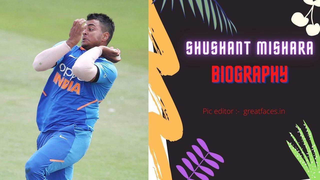 Shushant Mishara