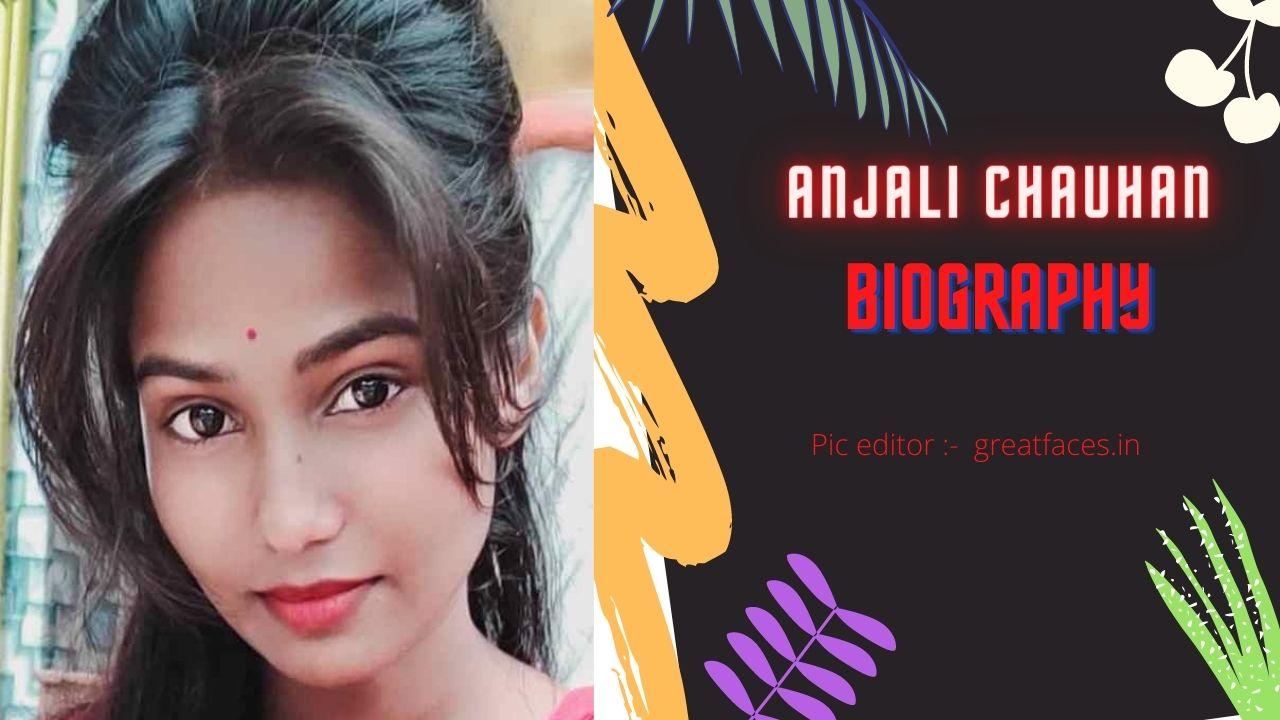 anjali chauhan biography