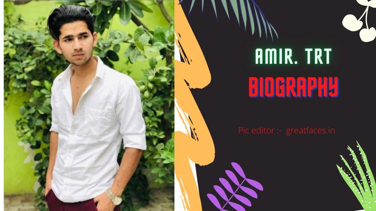 Amir. trt biography