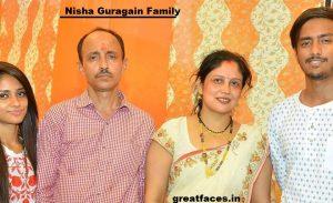 Nisha-Guragain-Family
