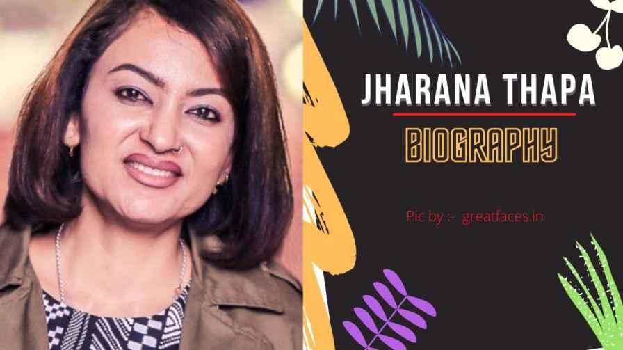 Jharana Thapa