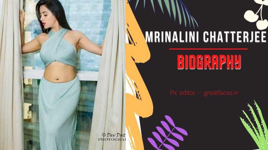 Mrinalini Chatterjee Biography