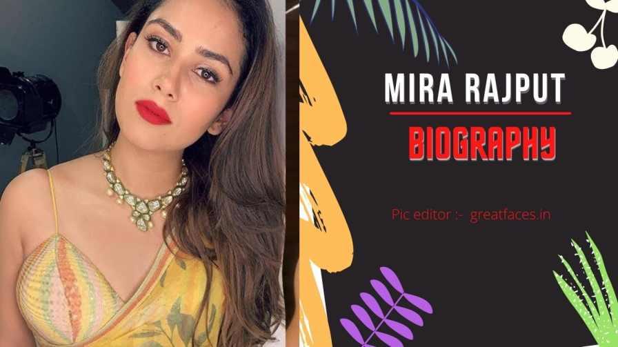 Mira Rajput age