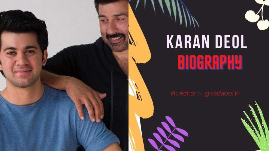 Karan Deol Images