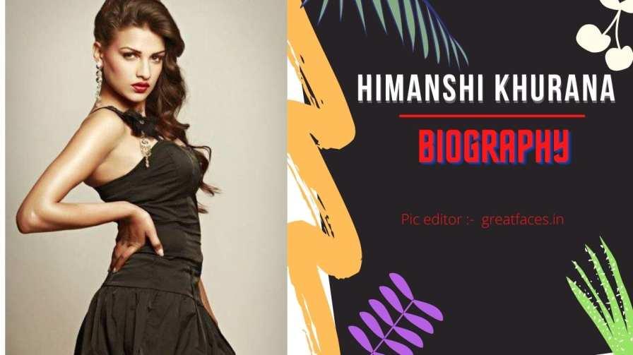 Himanshi Khurana Images
