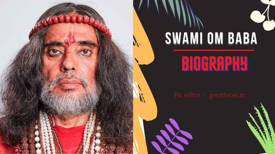Swami om baba death