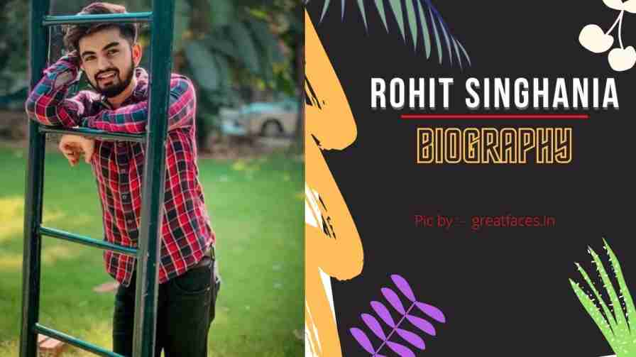 Rohit Singhania age