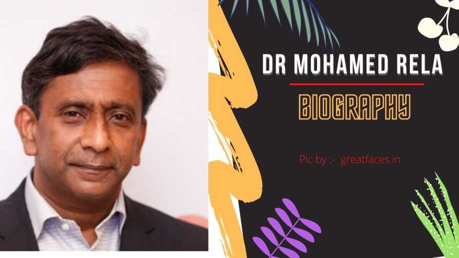 dr mohamed rela