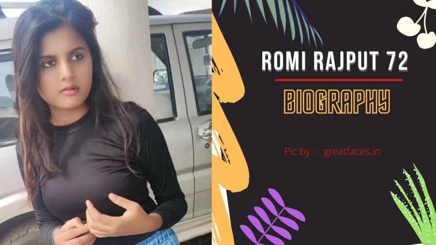 Romi Rajput 72