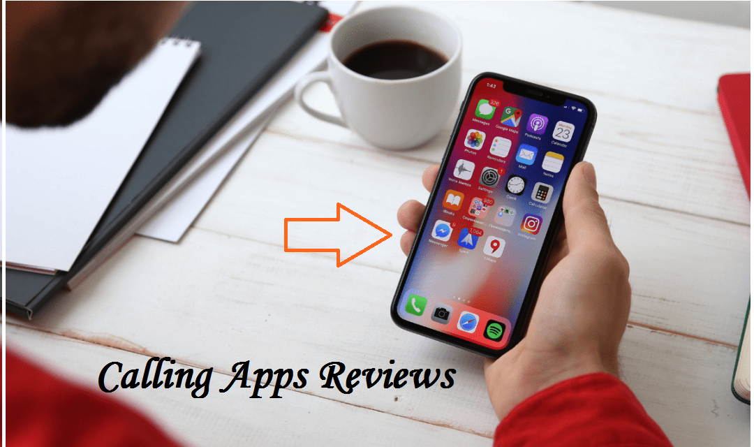 Calling apps review