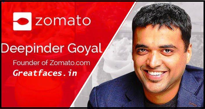 deepinder goyal biography